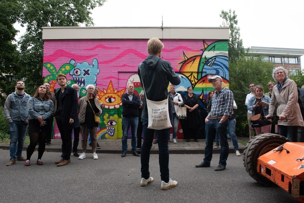 Steet Art Tour Leeuwarden
