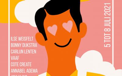 Kleur in de Stad Leeuwarden 2021